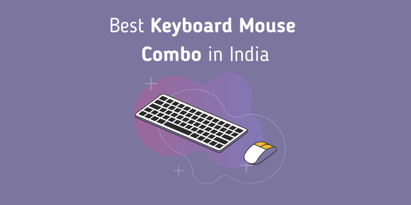 Best Keyboard Mouse in India